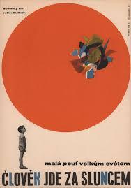 Movie Poster Of The Day Czech For SANDU FOLLOWS THE SUN Mikhail