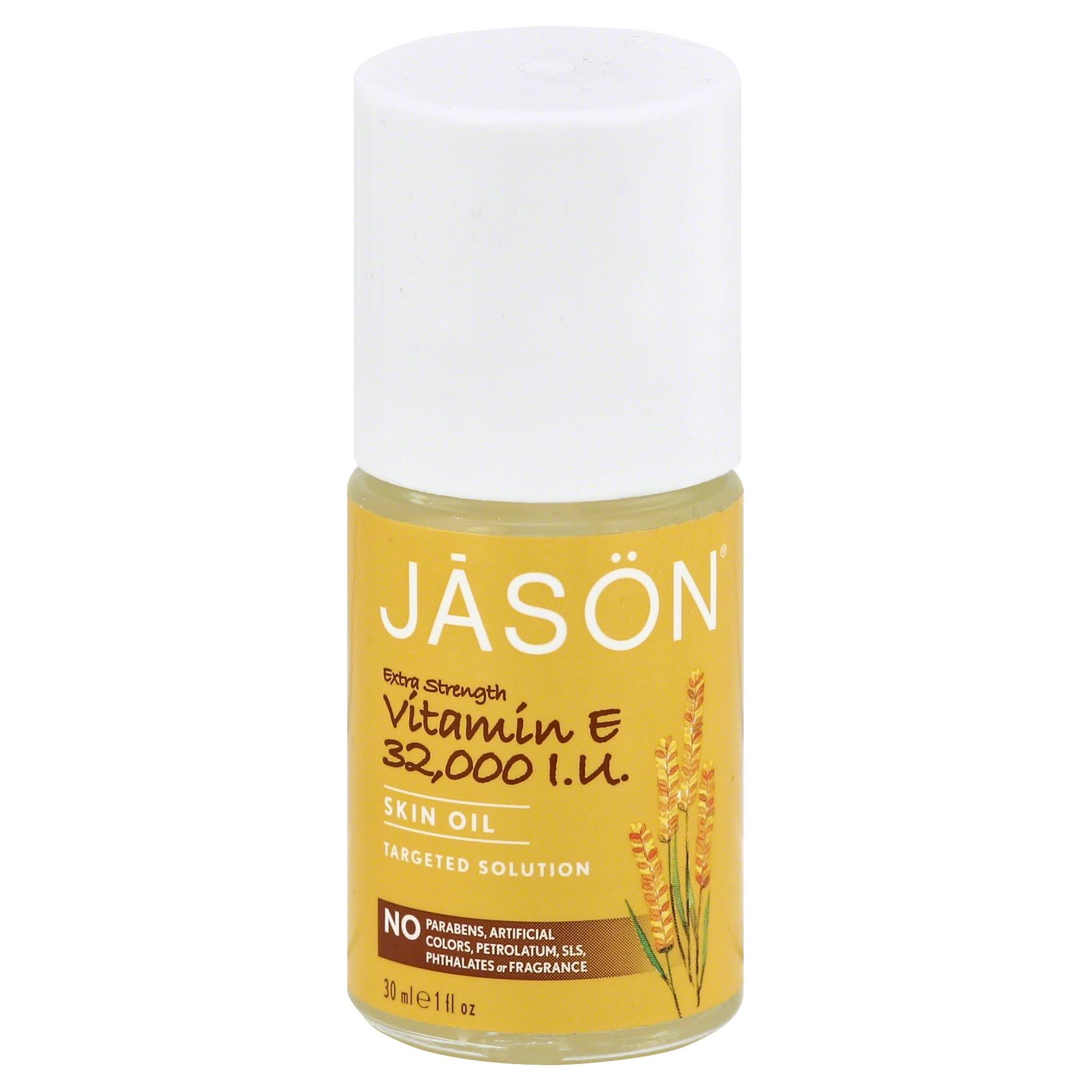 Jason Vitamin E Pure Beauty Oil - 32,000 IU