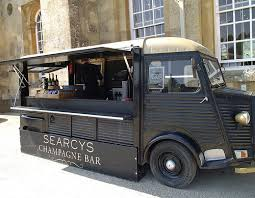 Catering Van Blenheim Palace