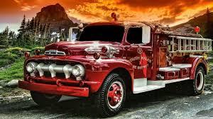 100 Fire Truck Wallpaper Pix 1366x768 Wallpapers Download Truck
