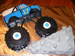 100 Truck Cake Pan Monster S Decoration Ideas Little Birthday S
