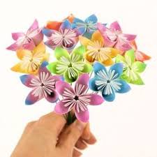Kusudama Flowers Papercraft Tutorial