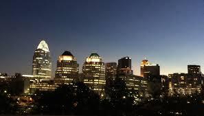 Gorgeous Night On Cincinnatk Love The Skyline This City WCPO