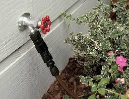 bird drip irrigation faucet connection kit