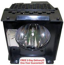 toshiba dlp bulb rear projection tv ls ebay