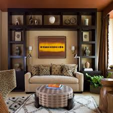 Brown Couch Living Room by Gorgeous Comfort Revolution Pillow In Spaces Eclectic With House
