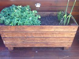 100 Building A Paling Fence Herb Garden Made From Old Fence Palings In 2019 Old