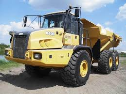 2014 Bell B40D Articulated Dump Truck For Sale, 5,262 Hours | Bartow ...