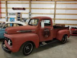 100 1951 Ford Truck For Sale Best F1 All Original For Sale In Spring Hill