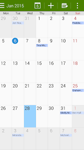 How to use the S Planner app