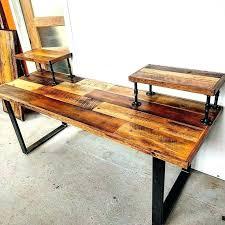 Industrial Style Desk It Guideme Best Ideas Computer
