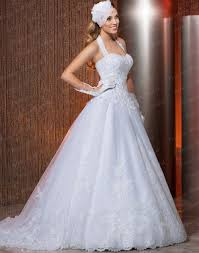 free shipping in stock halter neck ball gown bridal gowns corset