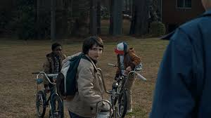 Ride With Me Stranger Things GIF By NETFLIX