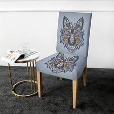 qzxcd stuhlhussen bettwäsche outlet animal cover stuhl