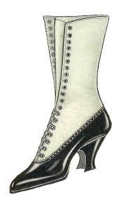 Free Shoe Clip Art Vintage Graphic