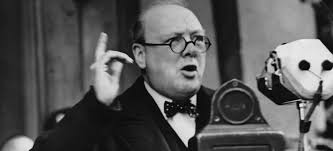 Churchills Iron Curtain Speech Bbc by The International Churchill Society