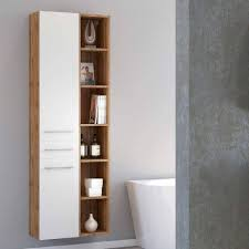 set badezimmer hochschrank regal yazemina 2 teilig