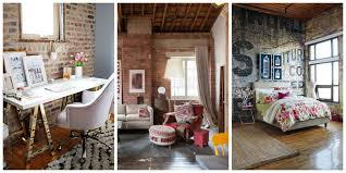 100 Brick Walls In Homes Exposed Wall Decorating Ideas Wall Designs