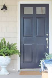 Front Door Makeover It s Amazing What Paint Can Do City Farmhouse