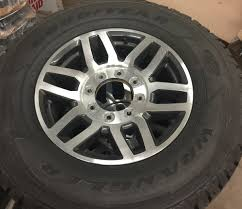 2017 OEM TAKE OFF MACHINED SUPERDUTY 18 WHEEL AND TIRE GOODYEAR WRANGLER Goodyear Wrangler Dutrac Pmetric27555r20 Sullivan Tire Custom Automotive Packages Offroad 17x9 Xd Spy Bfgoodrich Mud Terrain Ta Km2 Lt30560r18e 121q Eagle F1 Asymmetric 3 235 R19 91y Xl Tyrestletcouk Goodyear Wrangler Dutrac Tires Suv And 4x4 All Season Off Road Tyres Tyre Titan Intertional Bestrich 750r16 825r16lt Tractor Prices In Uae Rubber Co G731 Msa And G751 In Trucks Td Lt26575r16 0 Lr C Owl 17x8 How To Buy