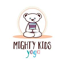 Mighty Kids Yoga Logo
