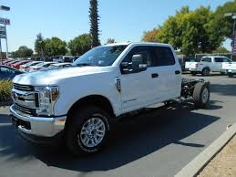 100 Crew Cab Trucks For Sale New 2019 D F350 Chassis For Sale In Corning CA 54086