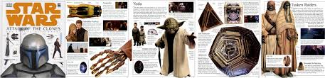Star Wars Episode II Visual Dictionary Is The Third Book In Series It Describes And Exhibits Elements Of