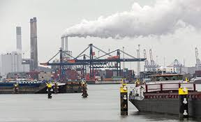 TRANSPORT HUB The Port Of Rotterdam Lies Not Far From Dutch Flower Market That Prosecutors Allege Mafia Members Used As Cover For A Drug Smuggling