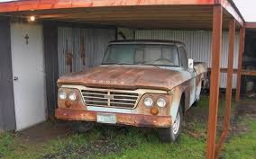 100 1962 Dodge Truck Orchard Find D100 Sweptline