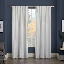 Room Darkening Curtain Liners by Ivory Blackout Curtains Interior Design