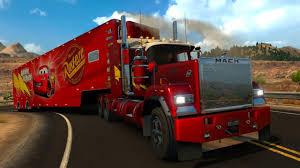 Mack Truck Superliner | Trailer Rayo McQueen - YouTube Mack Truck Supliner Trailer Rayo Mcqueen Youtube Introduces Enhancements To Vocational Lineup Anthem Roadshow Stops At French Ellison Center Corpus Mack Truck Und Trailer Set V1101 Fs17 Farming Simulator 17 Mod 1998 Used Rd688sx Dump Low Miles Tandem Axle More Trucks Identity Case Study Vsa Partners Vision Group Video Unveils Its New Highway Truck Lehigh Valley Wikipedia Driving The News Test Drive Brand Tractor