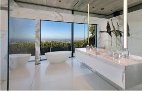70 sleek modern primary bathroom ideas photos home
