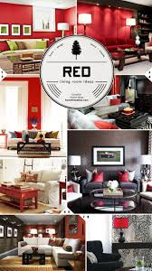 Red Living Room Ideas Pinterest by Color Choice Red Living Room Ideas Red Living Rooms Living