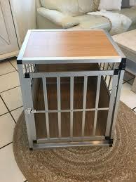 hundebox transportbox hunde box alu combi passat gepflegt