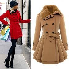 popular elegant women winter coat buy cheap elegant women winter