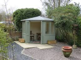 100 Modern Summer House Newhaven Corner Summerhouse With Reduced Height Roof To Suit