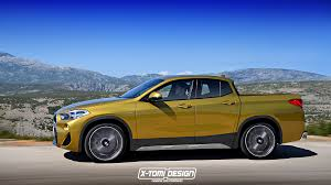 2018 BMW X2 Renderings Galore: Pickup Truck, Base Spec, X2 M ... Bmw Will Potentially Follow In Mercedes Footsteps And Build A Pickup High Score X6 Trophy Truck Photo Image Gallery M50d 2015 For American Simulator Com G27 Bmw X5 Indnetscom 2005 30 Diesel Stunning Truck In Beeston West Yorkshire Bmws Awesome M3 Packs 420hp And Close To 1000 Pounds Is A On The Way Bmw Truck 77 02 Bradwmson Motocross Pictures Vital Mx Just Car Guy German Trailer Deltlefts Bedouin