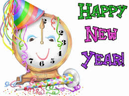 Animated happy new year clip art Animated happy new year clipart