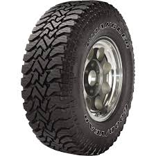 100 All Terrain Tires For Trucks Goodyear Wrangler Authority Tire LT26575R16E 123Q Walmartcom