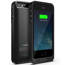 Amazon iPhone SE Battery Case Maxboost Atomic S iPhone