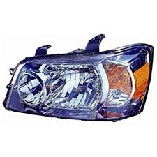 toyota highlander replacement headlight assembly 1