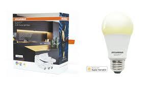 sylvania adds hub less homekit led flex and soft white bulb