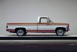 1974 Chevrolet C10 Cheyenne Super Fleetside Pickup Truck