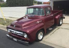 1956 Ford F100 For Sale #2141786 - Hemmings Motor News 1956 Ford F100 Panel Hot Rod Network Classic Cars For Sale Michigan Muscle Old Ford F800 Alto Ga 977261 Cmialucktradercom Pickup Allsteel Truck Sale Hrodhotline 2door Pickup Big Back Window Original V8 Fordomatic Big Window Truck Project 53545556 Rides Pinterest Trucks And Trucks Coe Accsories 4clt01o1956fordf100piuptruckcustomfrontbumper