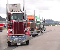 100 Wagner Trucking Big Rigs Big Hearts In 5th Annual Truck Convoy KNBN NewsCenter1