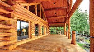 Best Practices for Re Staining Log Cabins