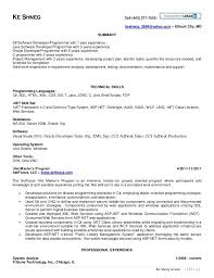 Resume Templates For 5 Years Experience ResumeTemplates