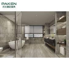 fertigen sie materiellen modernen landhaus badezimmer möbel