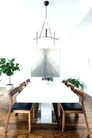 Minimalist Dining Room Decor Furniture Lighting Fresh And Mini