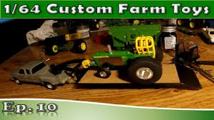 100 Toy Farm Trucks And Trailers Custom 164 S Pulling Tractor Trailer